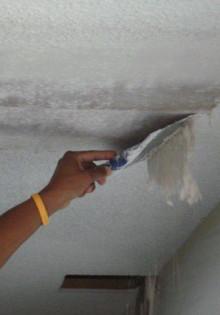 Побелка потолка своими руками: пошаговая инструкция
