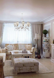 Гостиные (с камином) — дизайн интерьера гостиных — с камином