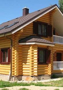 Строительство деревянного дома: какой брус выбрать