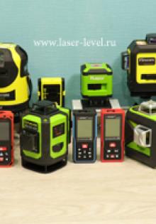 Подборка самых дешёвых лазерных уровней