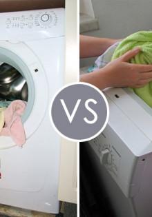 Какие стиральные машины лучше фронтальные или вертикальные?