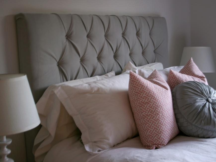 Как сделать изголовье кровати своими руками: идеи и прочее + фото и видео