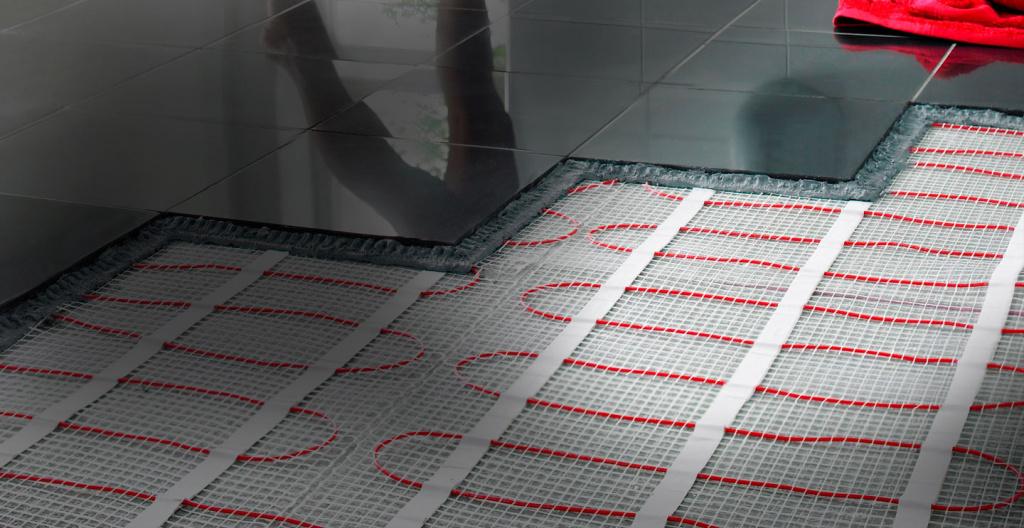 Теплый пол под плитку электрический – какие лучше полы на электричестве выбрать под кафель