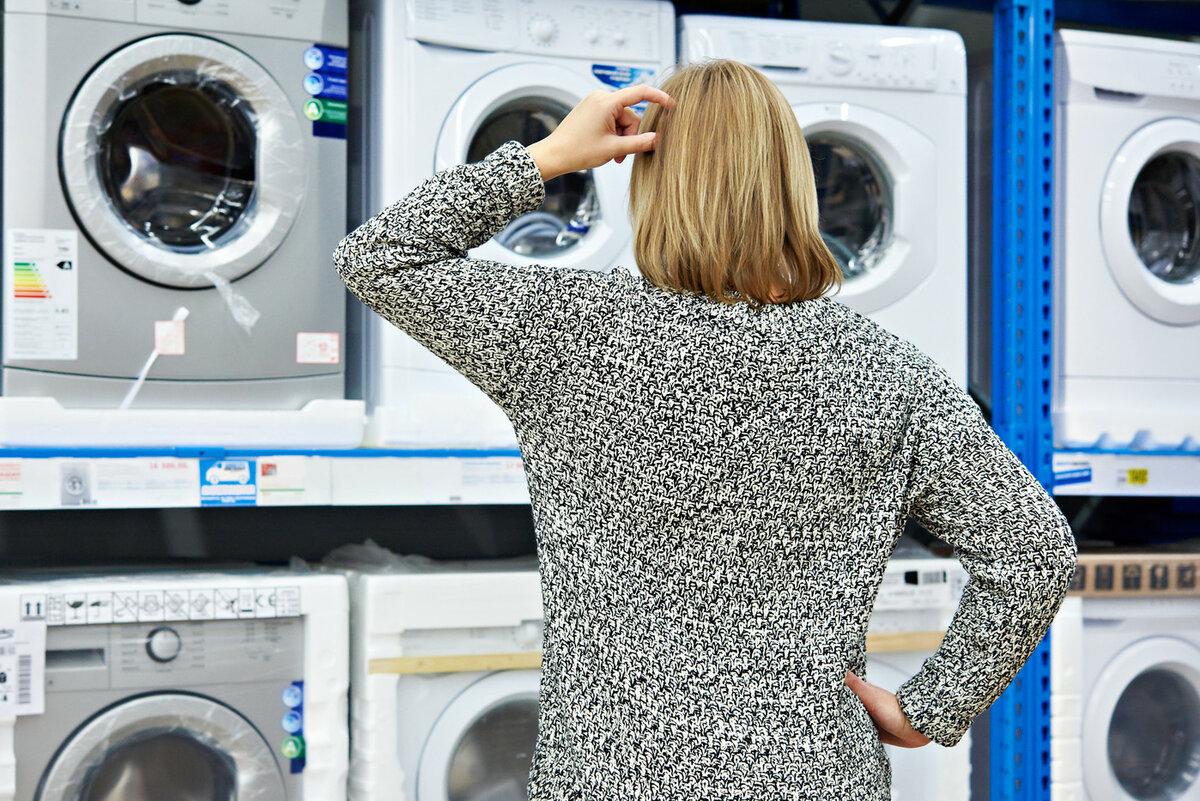 Какую выбрать стиральную машину: семь наиболее часто задаваемых вопросов, связанных с выбором автоматической стиральной машины