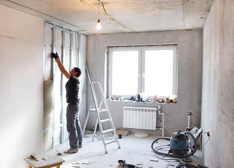 Последовательность работы при ремонте квартиры