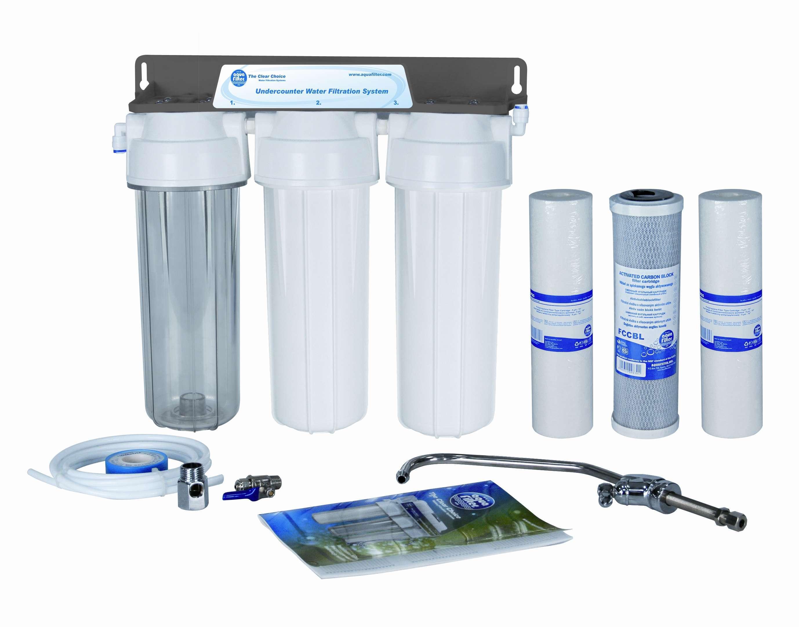 Как выбрать фильтр для воды: какой самый лучший?