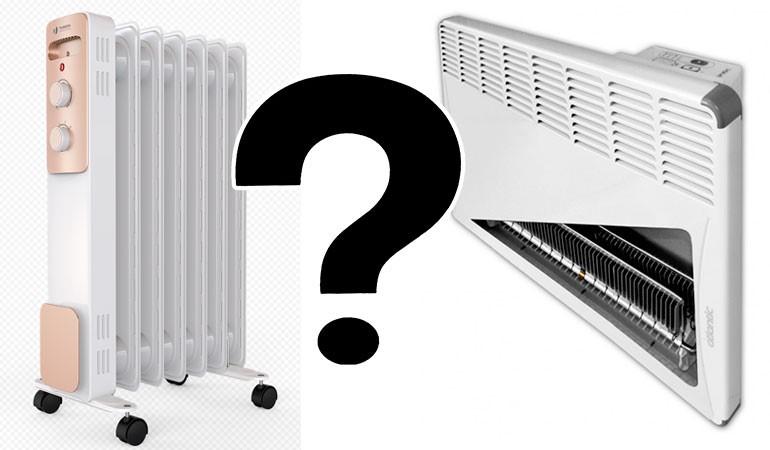 Что выбрать для дополнительного отопления: конвектор или масляный обогреватель