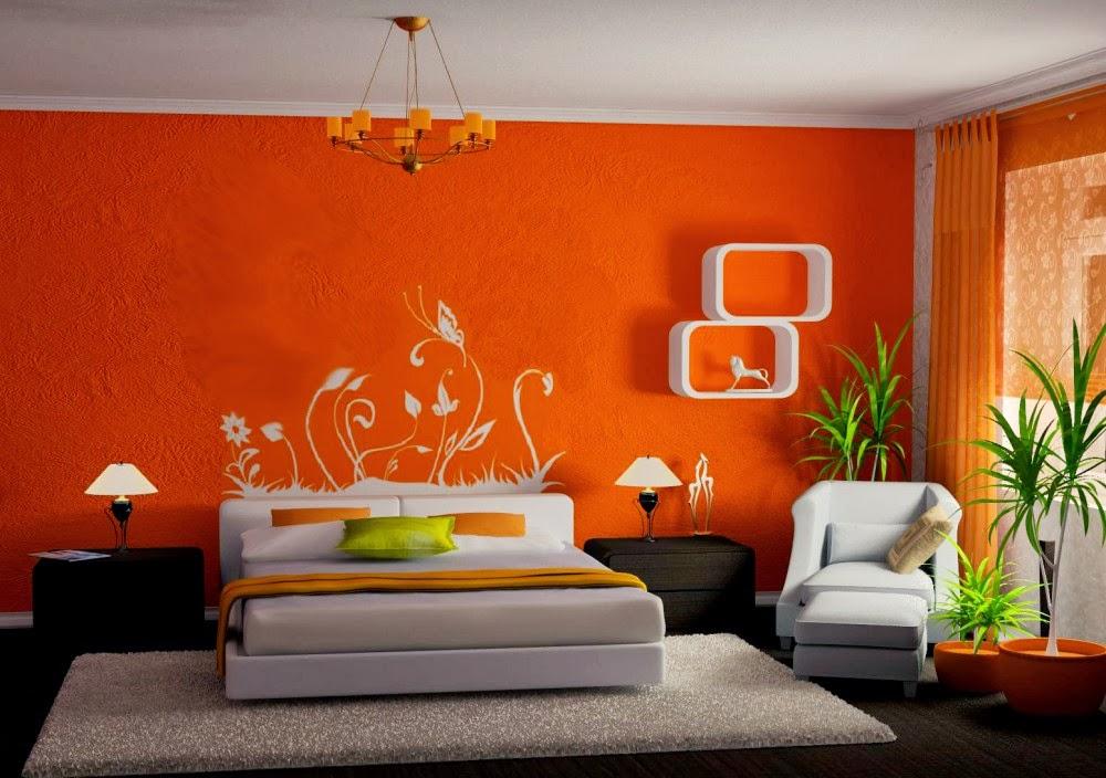Характеристики красок для внутренней отделки стен