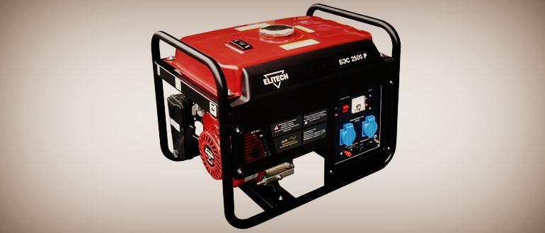 Какойбензиновый генератор лучше выбрать: независимый топ