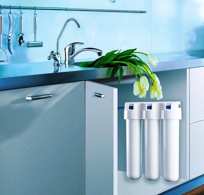 Как выбрать фильтр для воды под мойку? советы и отзывы
