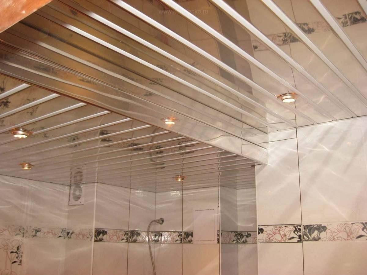 Какие бывают подвесные потолки: 5 самых популярных видов конструкций