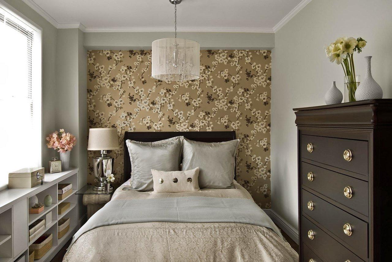 Фото интерьеров 2016 года: какие обои модные, как подчеркнуть декор стен и не нарушить гармонию в комнате