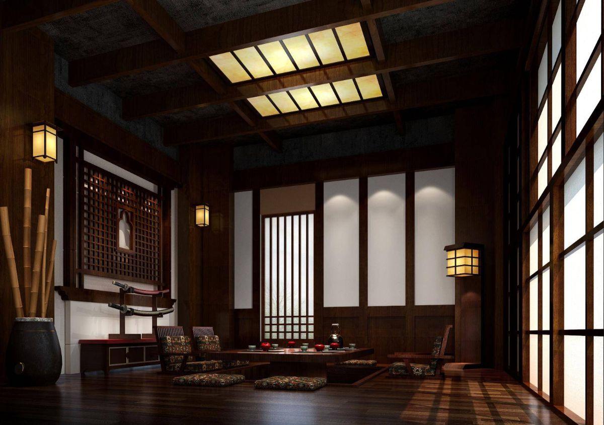 Японский стиль в интерьере — восточная философия продуманная до мелочей