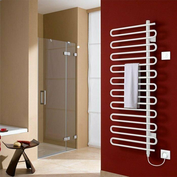 Какой водяной полотенцесушитель лучше для ванной