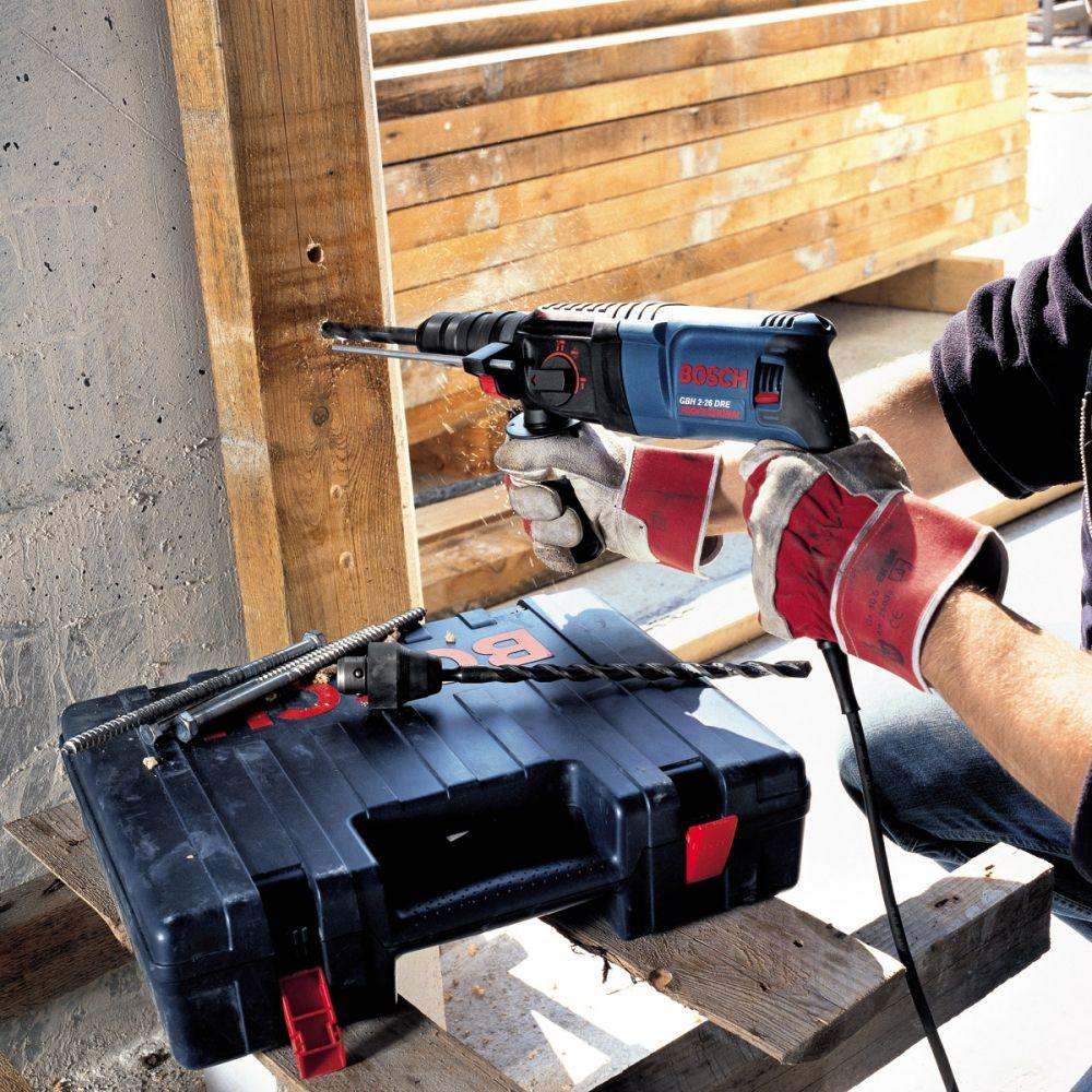 Перфоратор для бетона: разновидности, советы по выбору