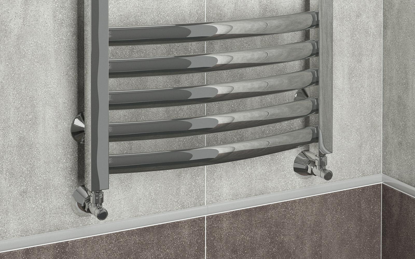 Как выбрать полотенцесушитель для ванной. какой лучше: электрический или водяной?