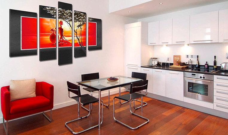 Картины для гостиной: варианты оформления, актуальные тренды и стильные идеи для украшения гостиной (95 фото)