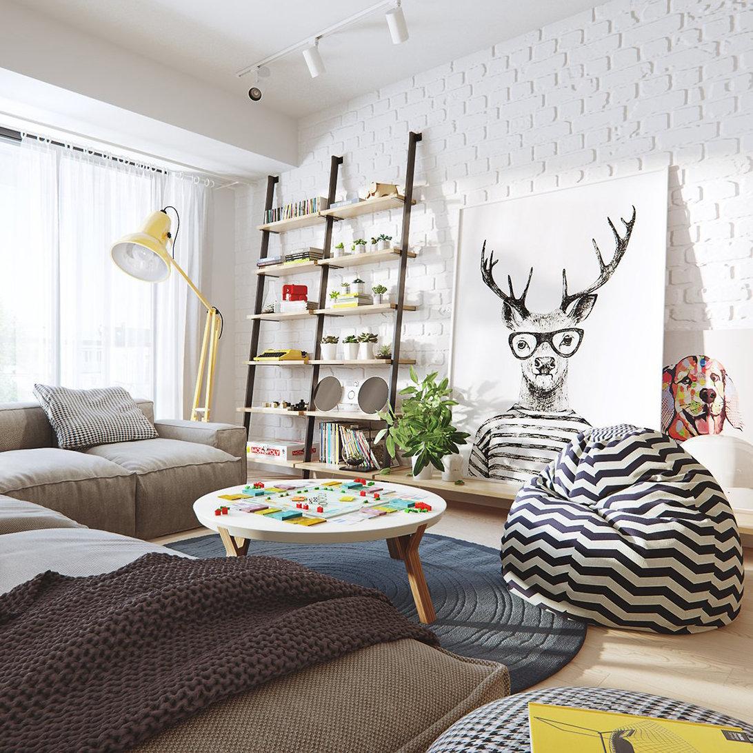 Скандинавский дизайн: от драккара до дизайнерского стула