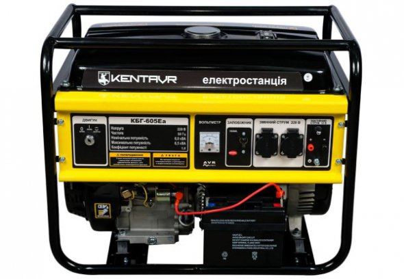Бензин, дизель или газ - какой резервный генератор выбрать?