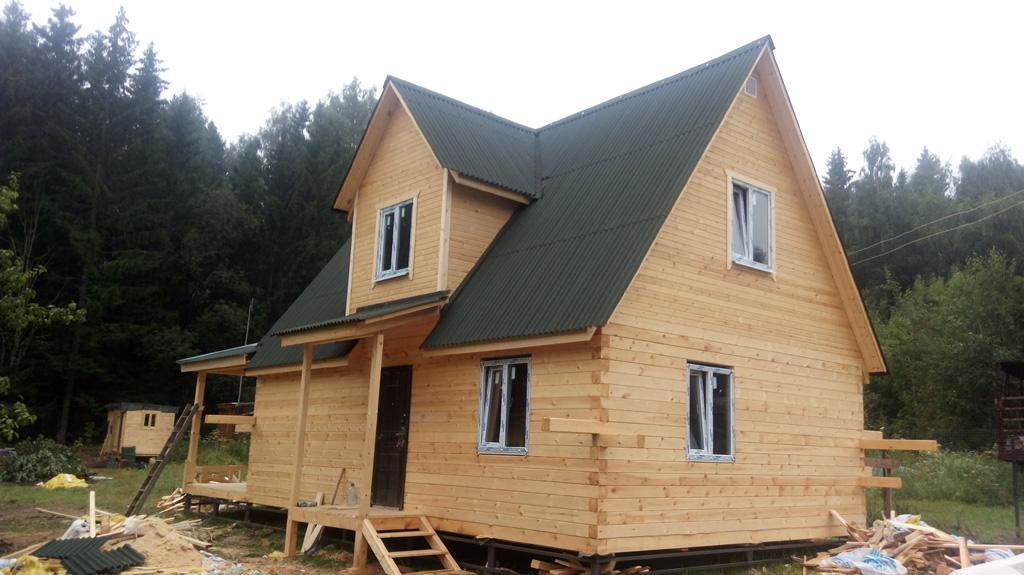 Каркасный или из бруса, какой дом выбрать. какой дом лучше каркасный или из бруса