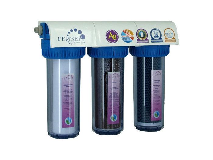 Фильтры для очистки воды под мойку: проточные, обратный осмос – лучшие варианты