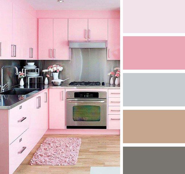 Какой цвет выбрать для кухни (реальные фото)