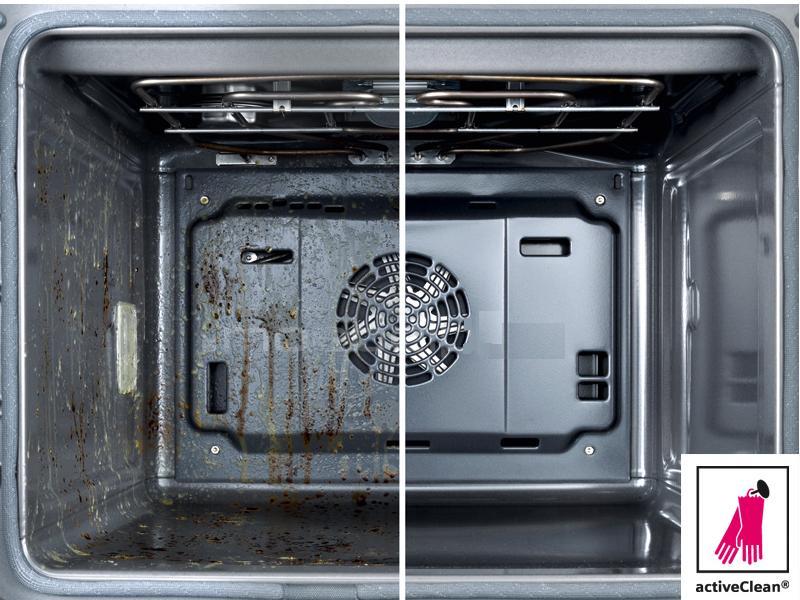 Какая очистка духовки лучше – пиролитическая, каталитическая или гидролизная