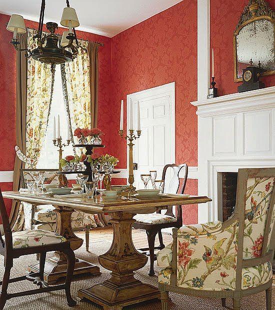 Английский интерьер – элементы дизайна гостиной, ванной, спальни