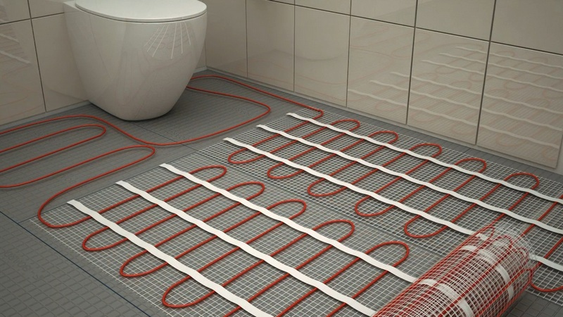 Электрический теплый пол под плитку плюсы и минусы