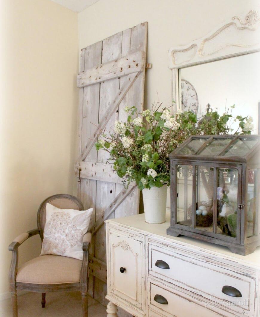 Создаем интерьер кухни в стиле шебби шик от ремонта до декорирования