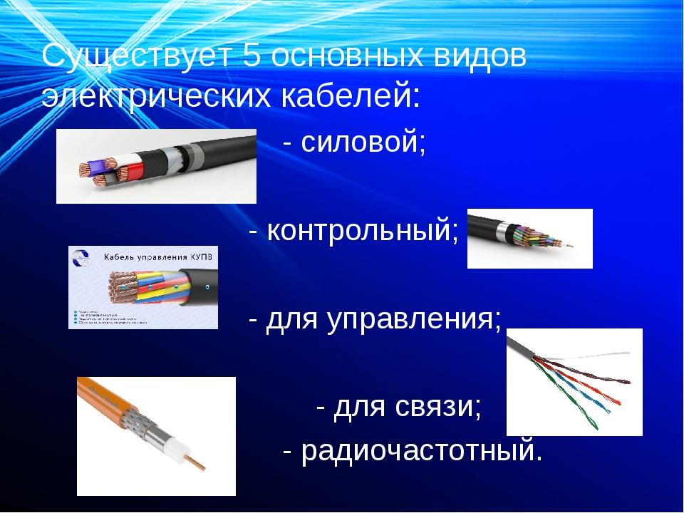 Виды проводов: подробное описание проводников и их назначения. 130 фото проводов и обзор их особенностей