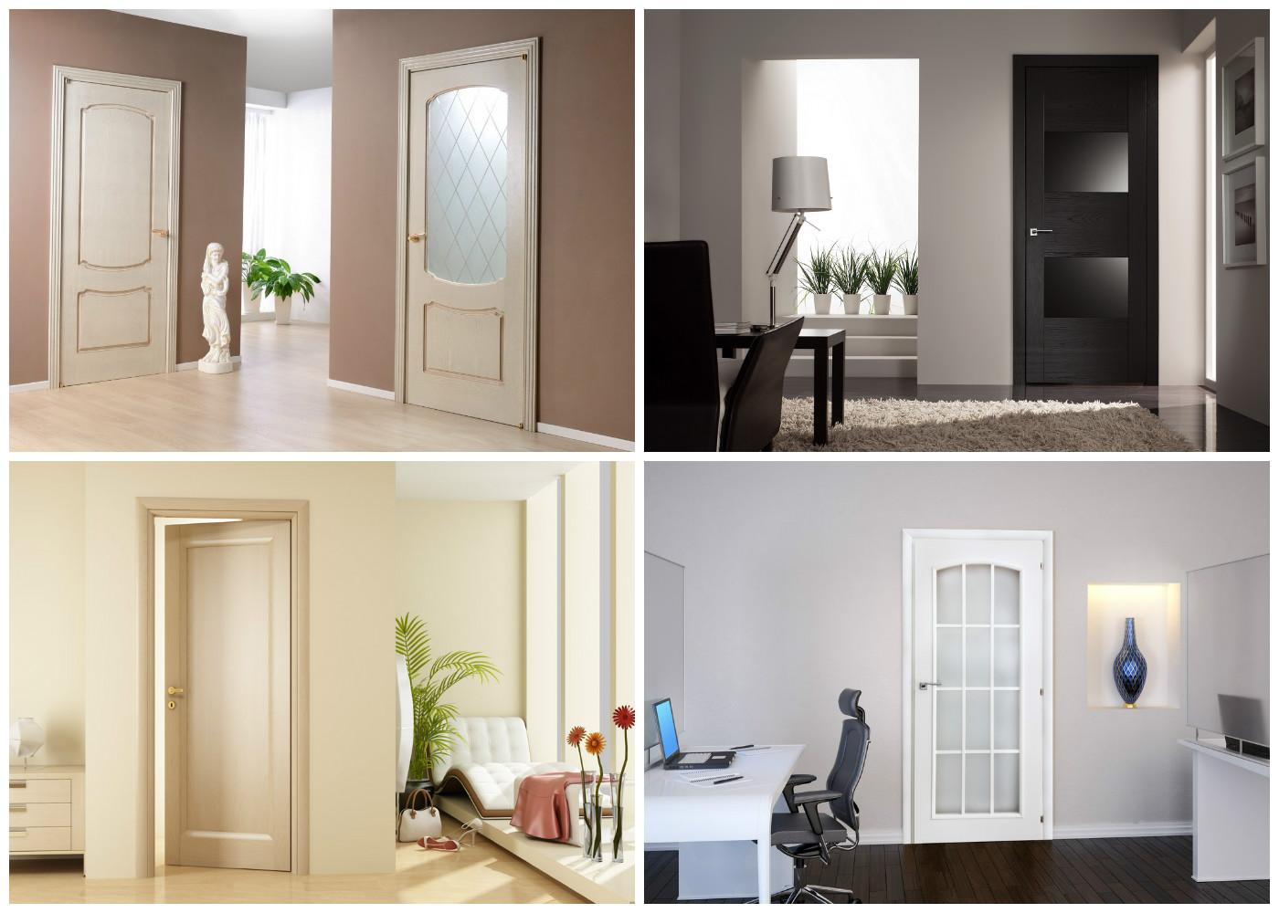 Выбор качественных межкомнатных дверей эконом класса