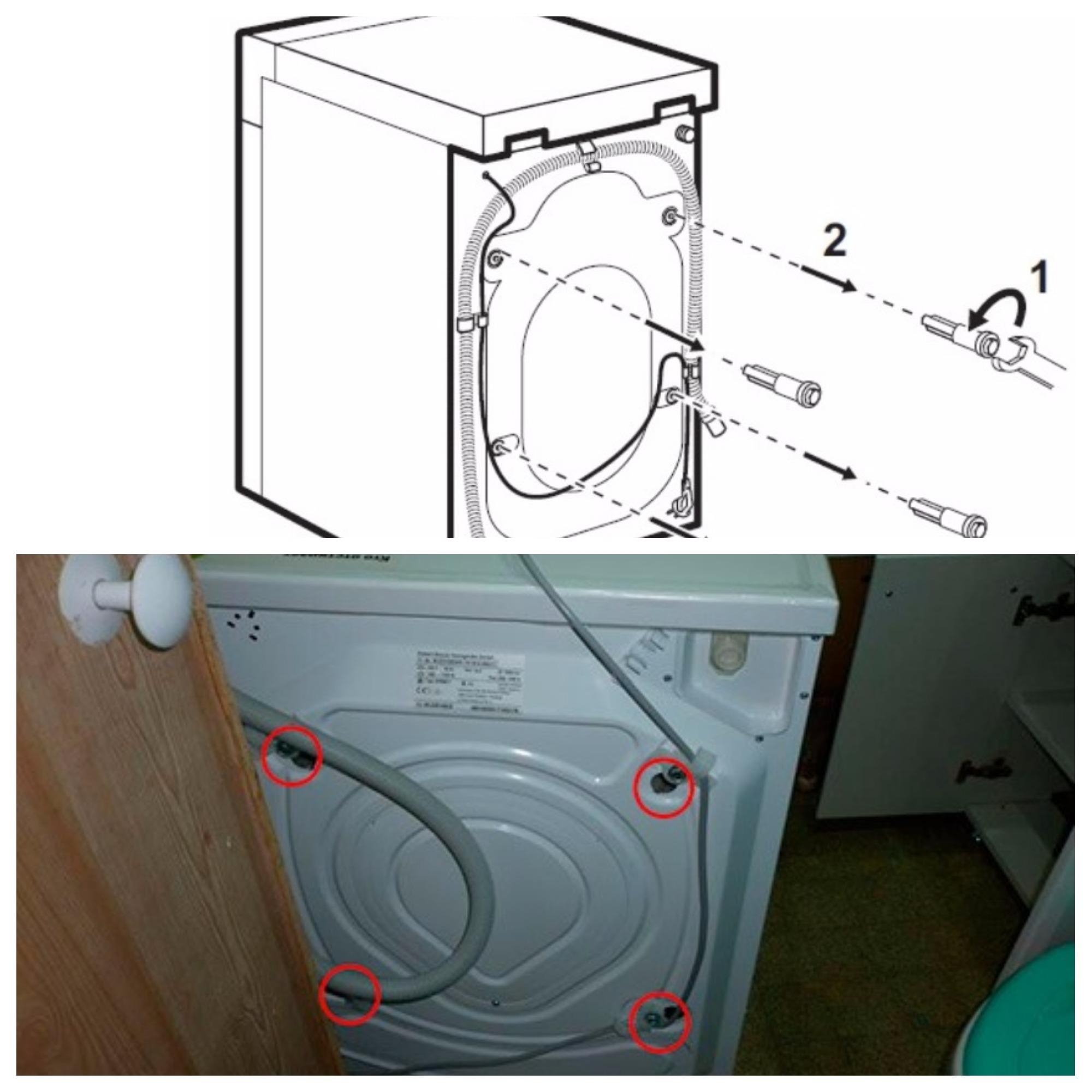 Подключение стиральной машины к водопроводу и канализации самостоятельно, быстро и качественно