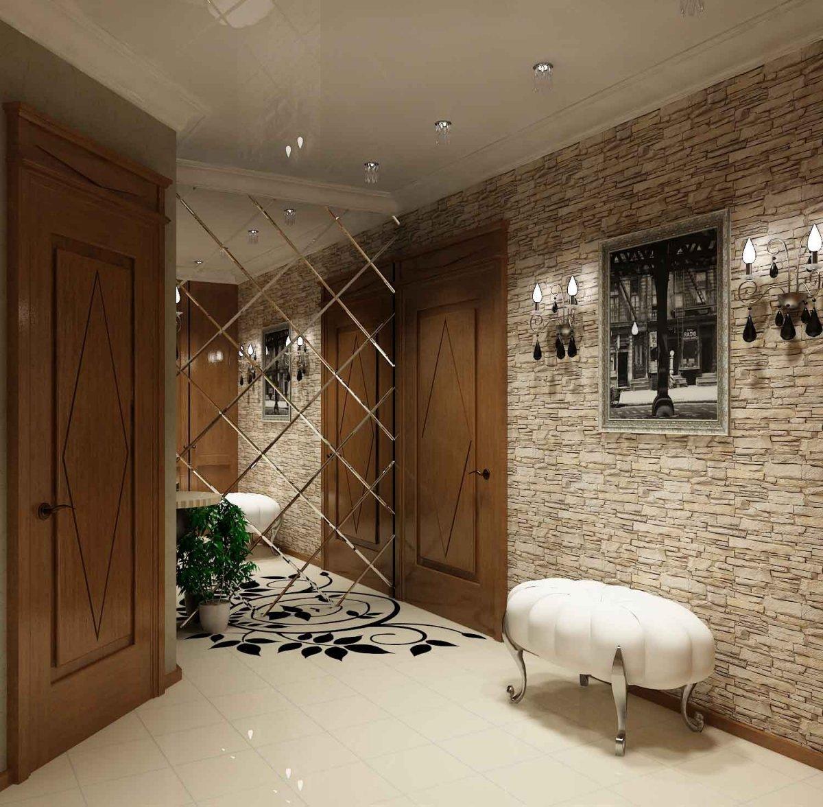 Камень на стене для кухни (47 фото): искусственный декоративный камень, каменная отделка кухни