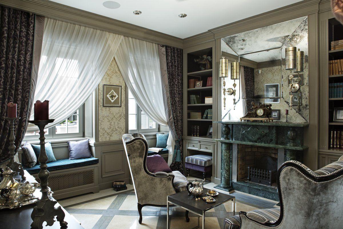 Стили интерьера: французский стиль в интерьере квартиры (фото)