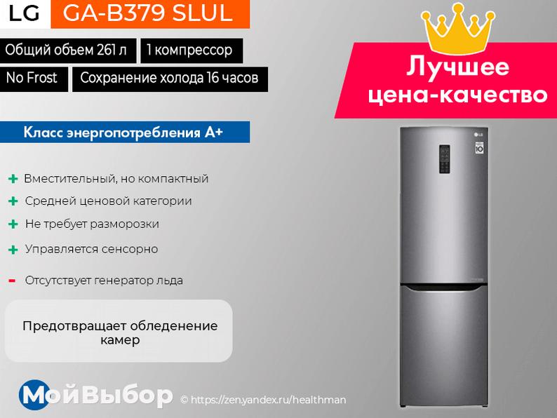 Выбор холодильника — советы эксперта и популярные модели
