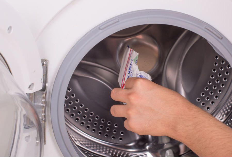 Как почистить стиральную машинку автомат лимонной кислотой