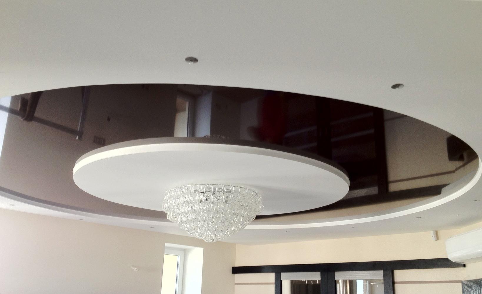 Какой потолок лучше натяжной или подвесной - практические советы по выбору