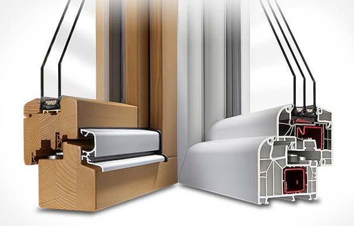 Окна пластиковые или деревянные: что лучше - сравнение преимуществ