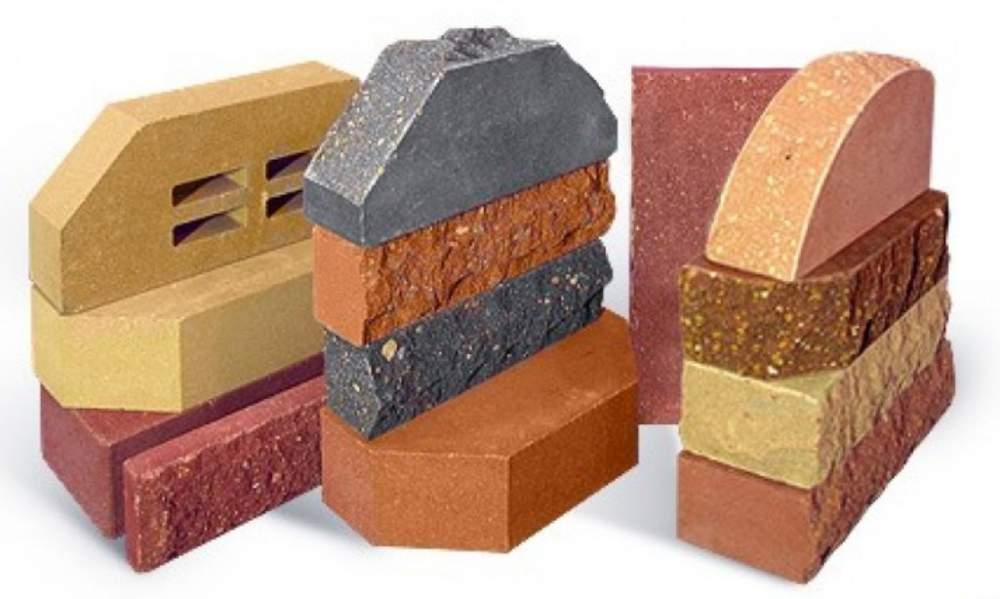 Облицовочный кирпич для фасада: виды материала и особенности его выбора