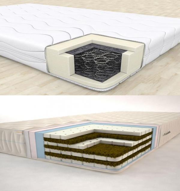 Как выбрать матрас, на котором будет удобно спать