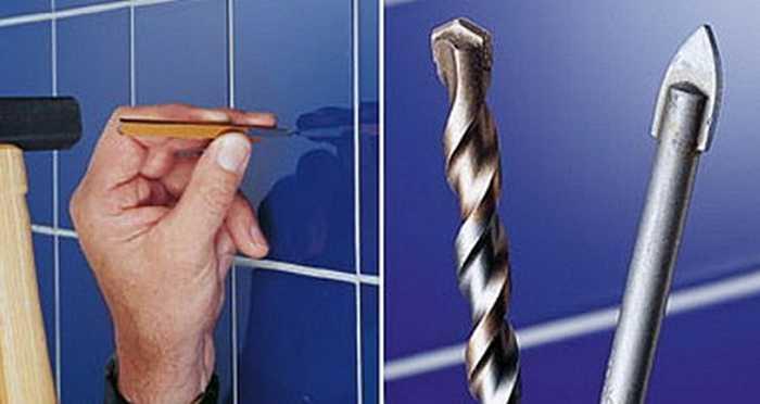 Сверло по керамограниту: чем сверлить керамогранитную плитку, могут ли просверлить этот материал алмазные варианты, тонкости сверления пола