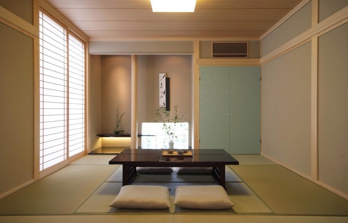 75 лучших идей: японский стиль в интерьере
