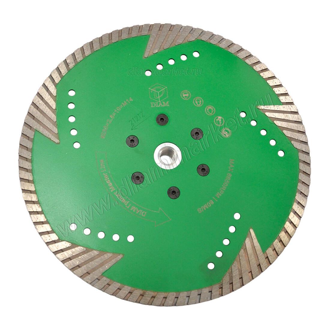 Разновидности и правила выбора отрезных алмазных дисков для УШМ