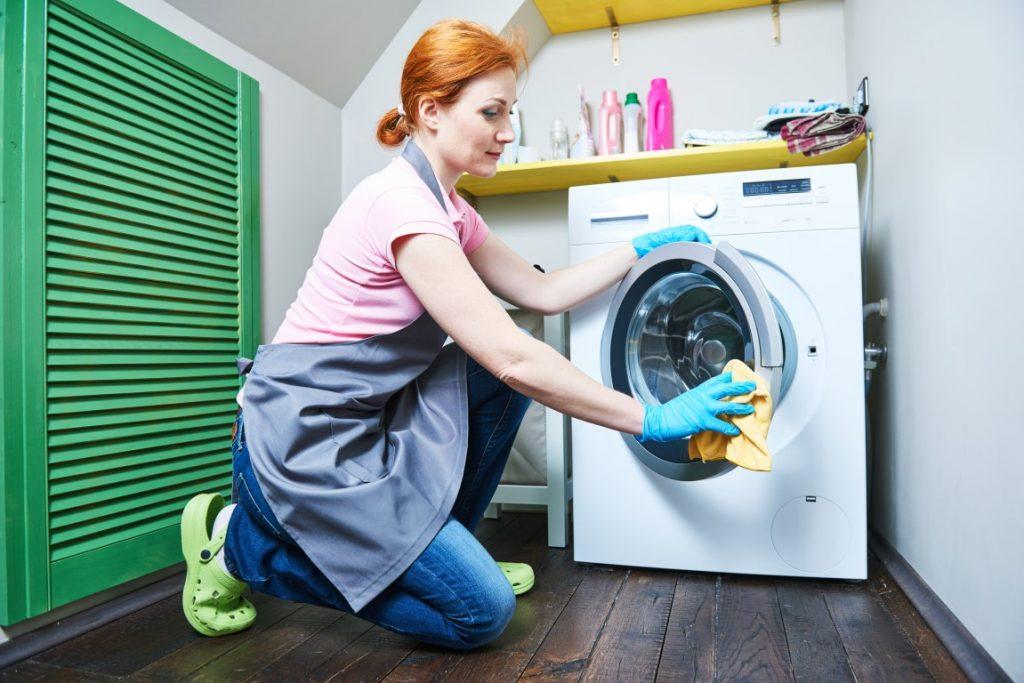 Как почистить стиральную машину лимонной кислотой – алгоритм процедуры