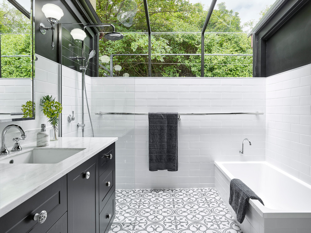 Ванная в скандинавском стиле — простые и доступные правила оформления и идеи интерьера (115 фото)