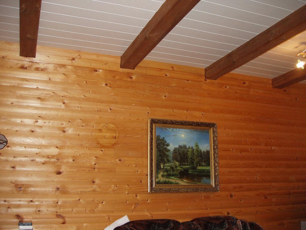 Чем отделать потолок в деревянном доме дешево и красиво