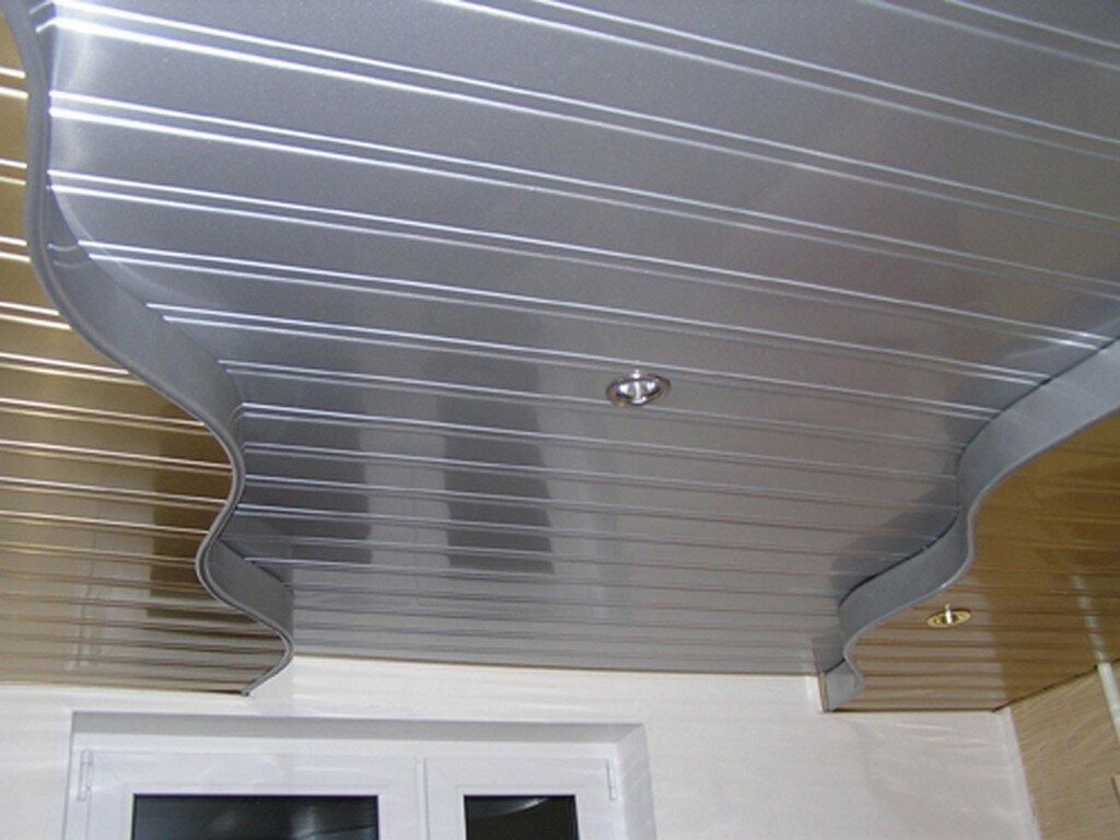 Конструкция подвесного потолка: особенности