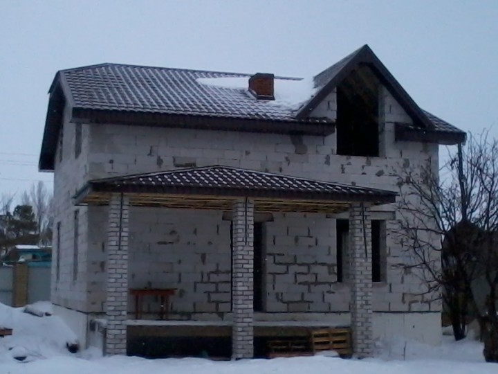 Плюсы и минусы газобетонного дома