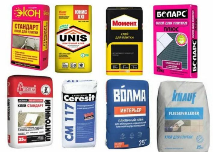 Выбираем лучший клей для керамогранита - обзор разновидностей и марок клеевых смесей